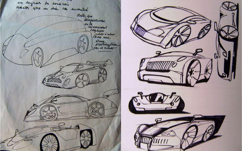 Los concept cars del Flaco Spinetta