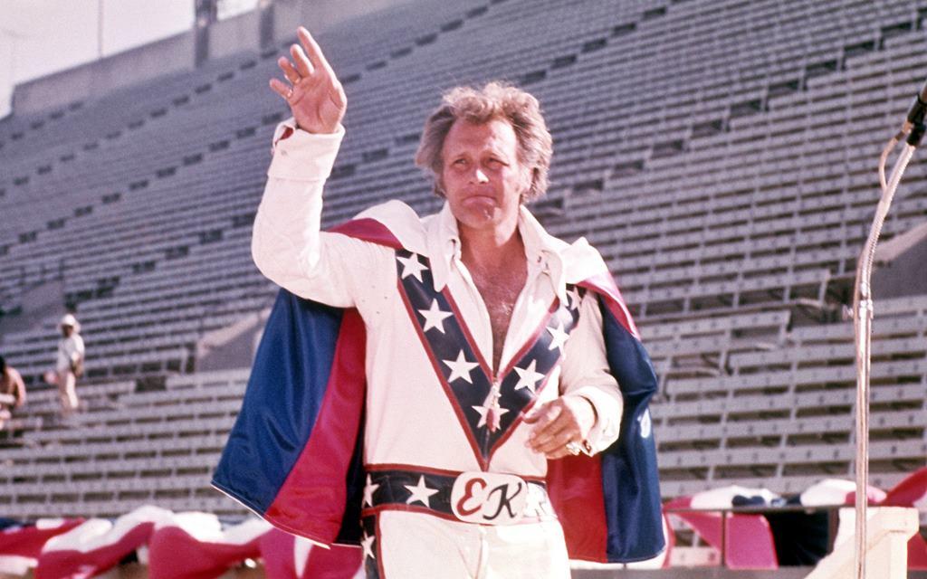 Evel Knievel: Cuando el cielo no es el límite