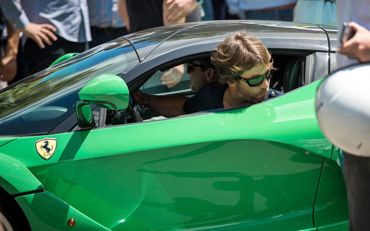 Jay Kay: Una pasión cósmica por los autos