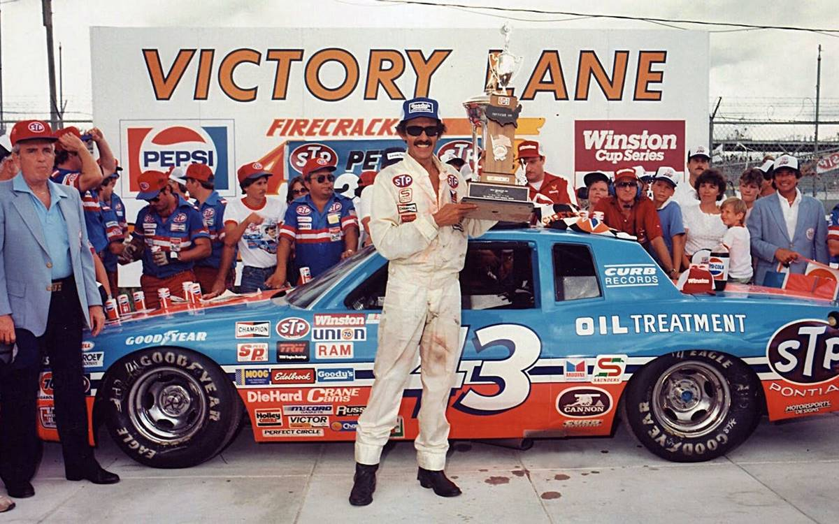 Richard Petty: El rey del NASCAR