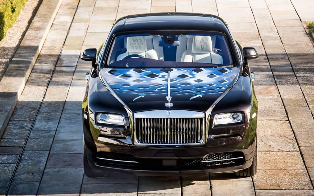El Rolls-Royce que homenajea a Tommy de The Who