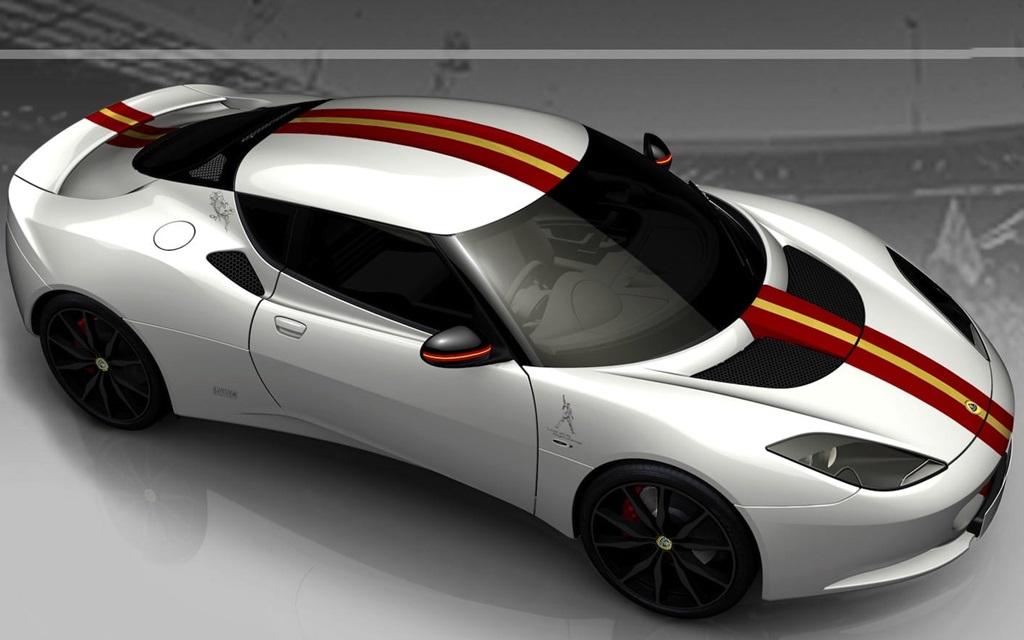 El Lotus Evora S que homenajeó a Freddie Mercury