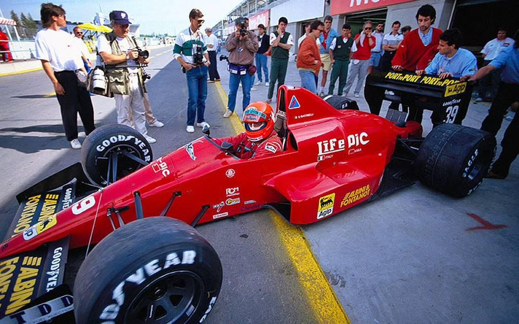 Life Racing Engines: El peor equipo en la historia de la F.1