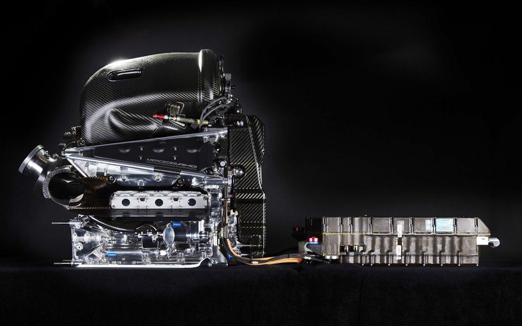 ¿Cómo funcionan los diferentes modos de un motor de F.1?