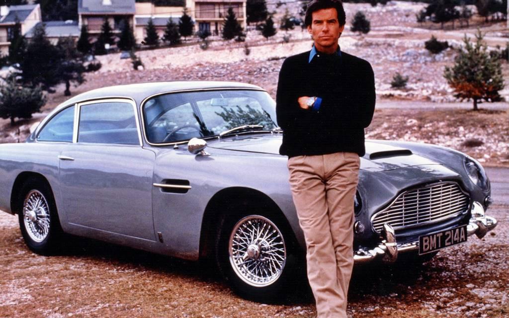 El Aston Martin DB5 de James Bond con nuevo dueño