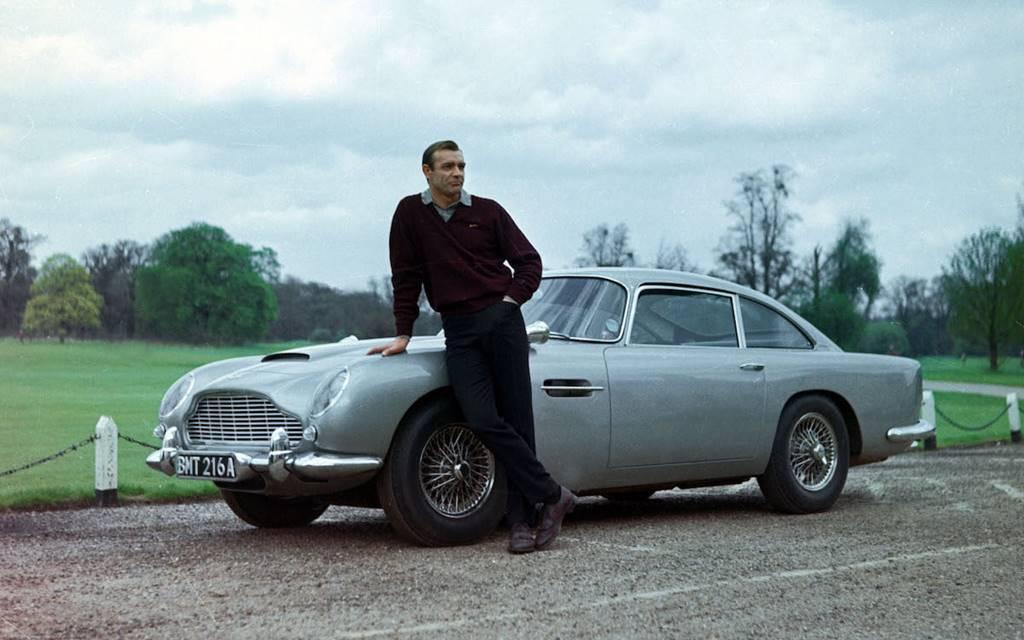 Aston Martin DB5 Goldfinger: Para sentirse James Bond