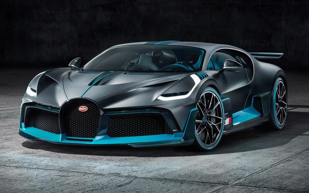Bugatti Divo: Solo 40 unidades y todas ya tienen dueño