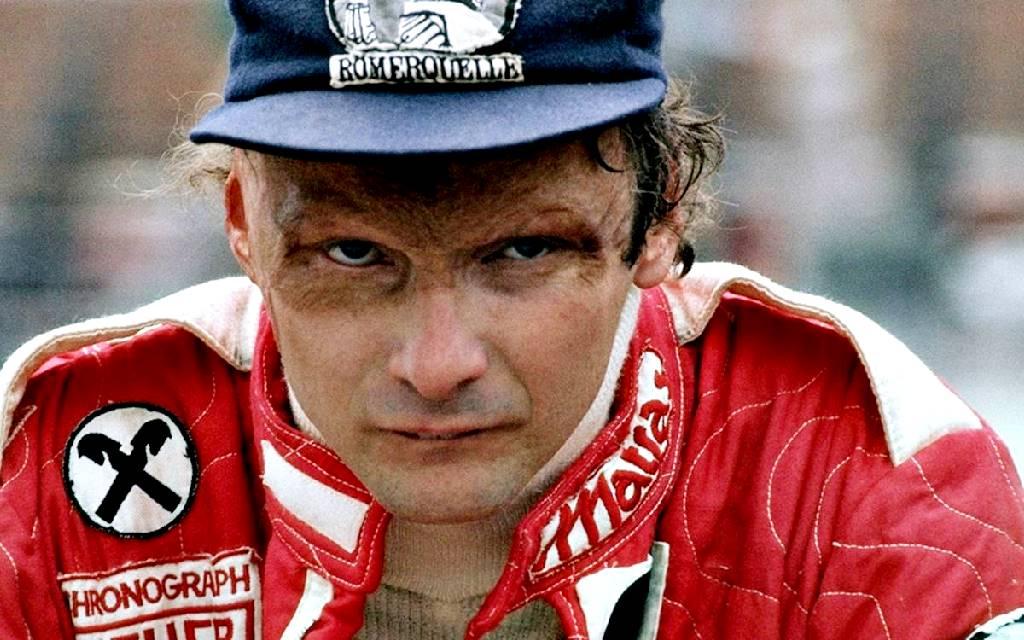 Niki Lauda, el gran luchador que se convirtió en leyenda
