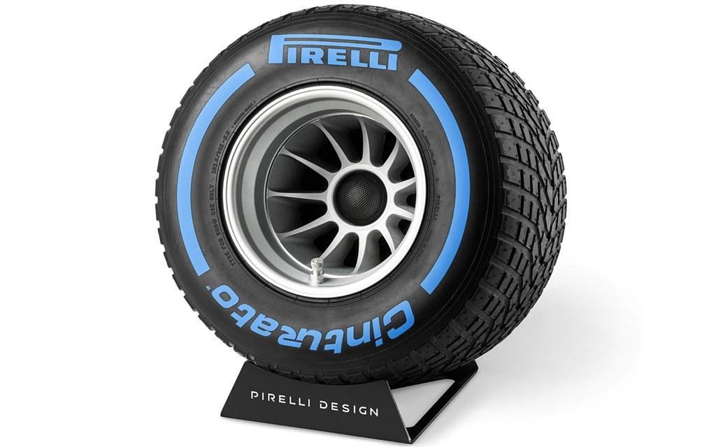Pirelli e Ixoost crean un altavoz que llega del mundo de la F.1
