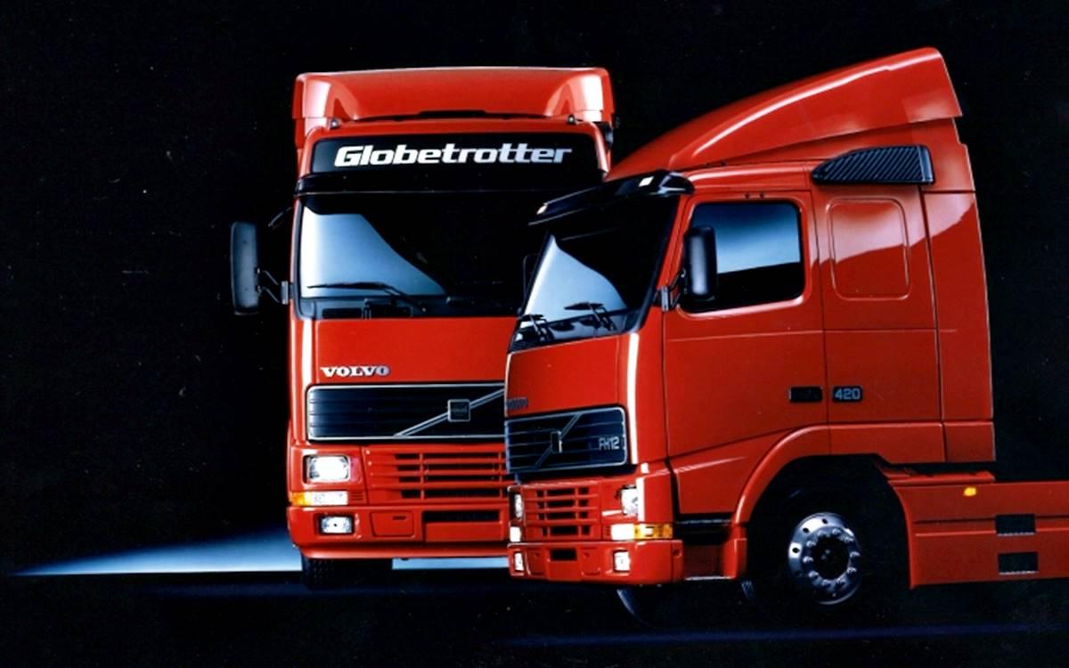 Volvo FH: 25 años de éxito