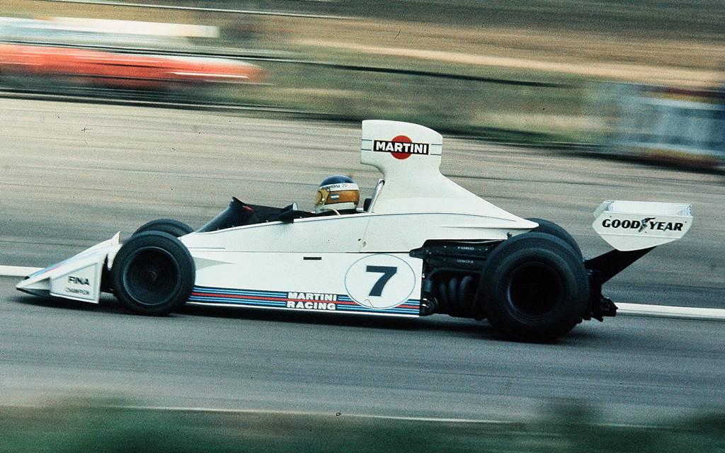 Brabham BT44: El F.1 más bello que manejó Reutemann
