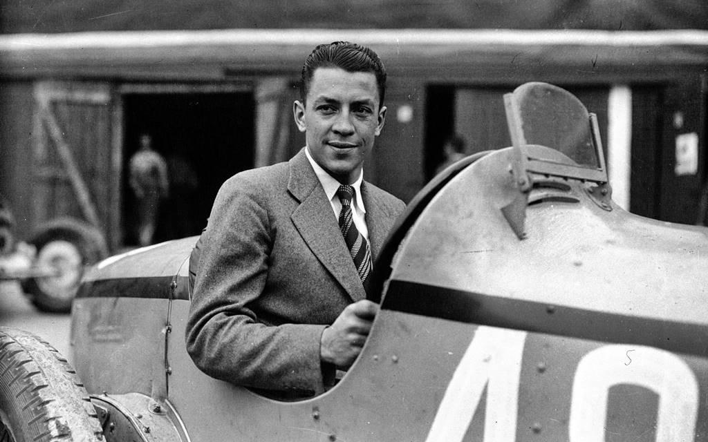 Jean-Pierre Wimille: El piloto espía