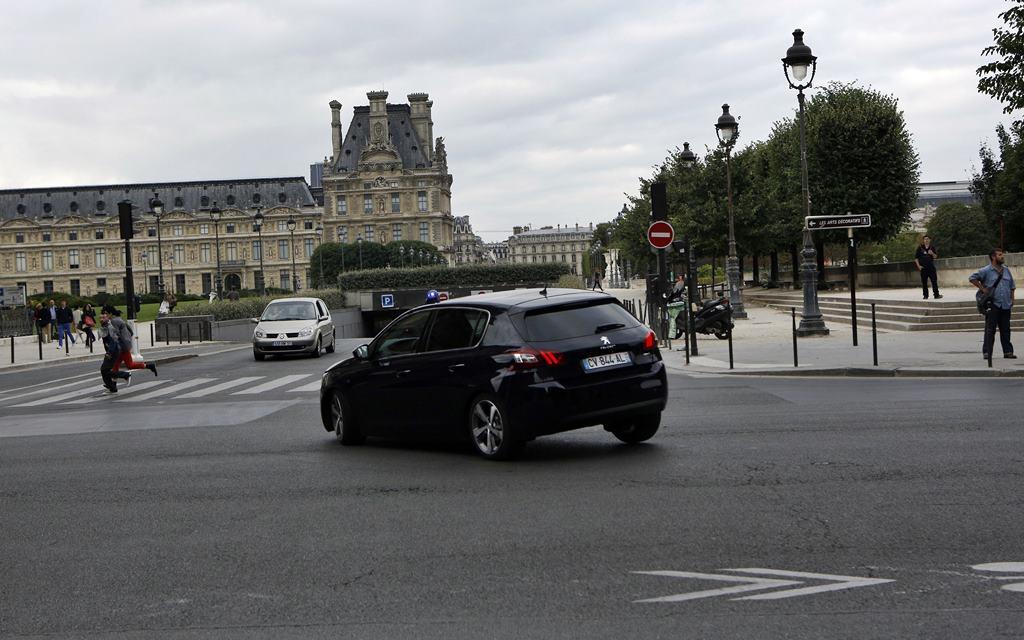 Peugeot en pantalla grande