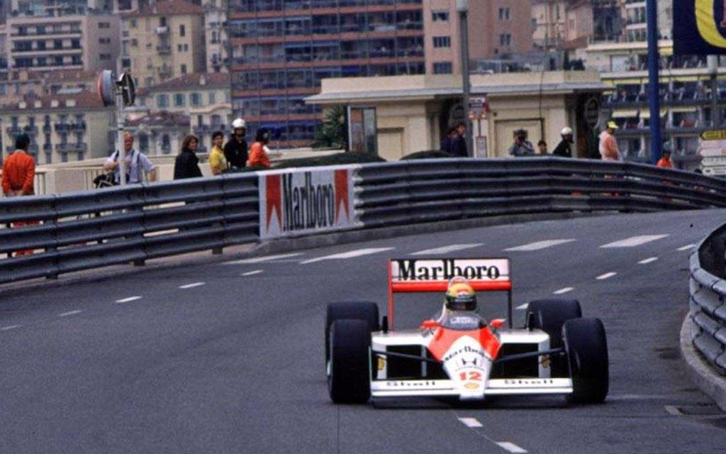 El día que Ayrton Senna eligió el camino de Dios