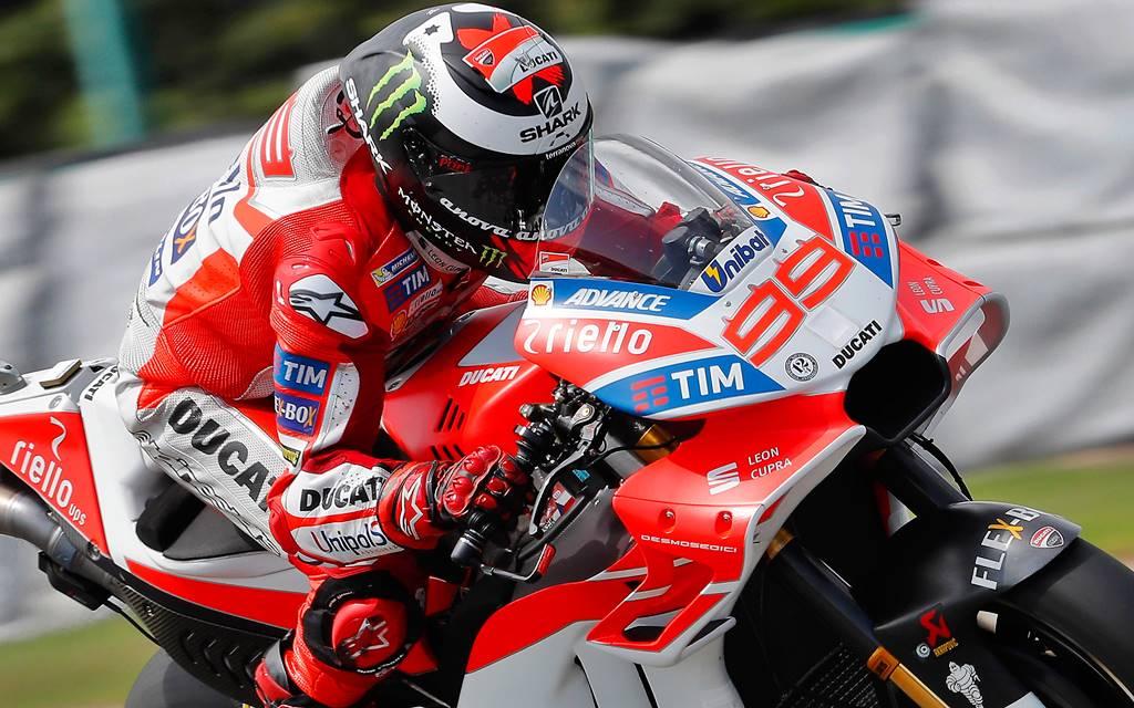 Jorge Lorenzo, baja en el GP de Japón