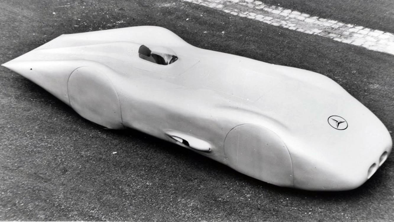 Mercedes-Benz W125 Rekordwagen: El auto que venció al viento