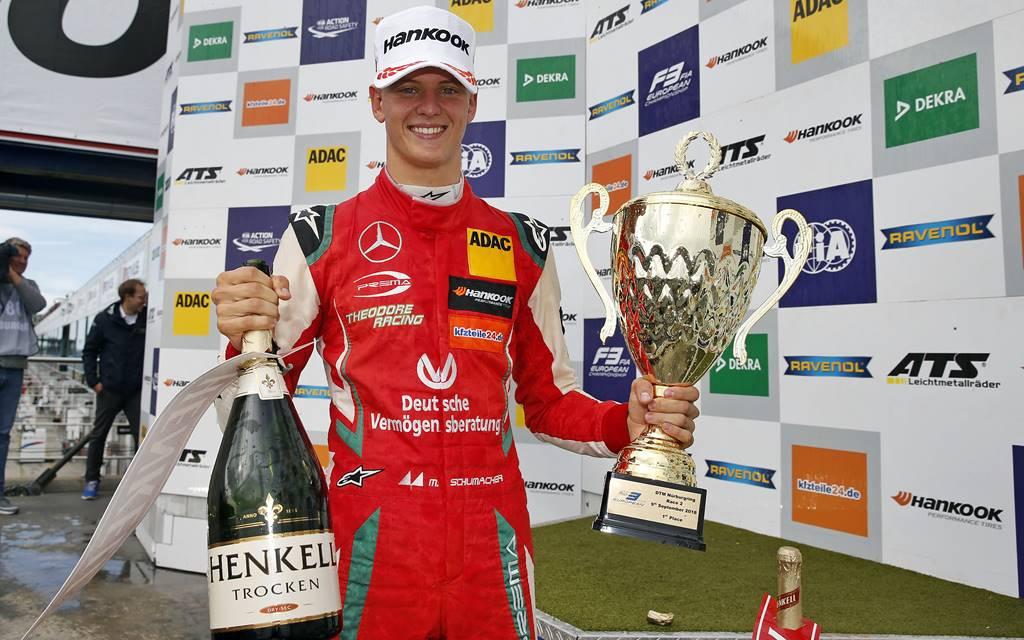 Mick Schumacher: Con nombre propio