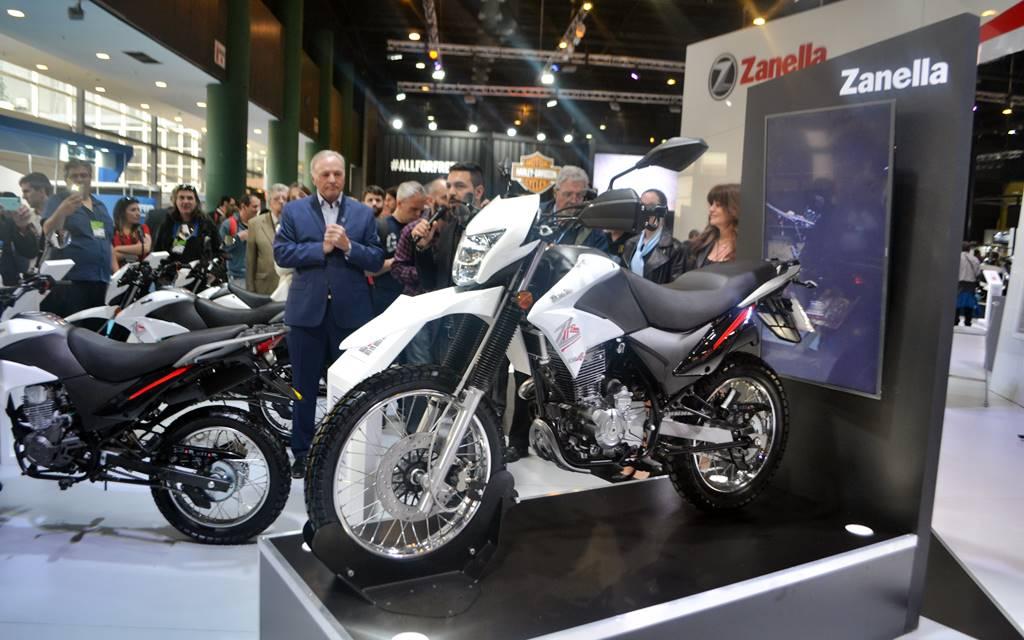Salón Moto: Zanella, en todos los frentes