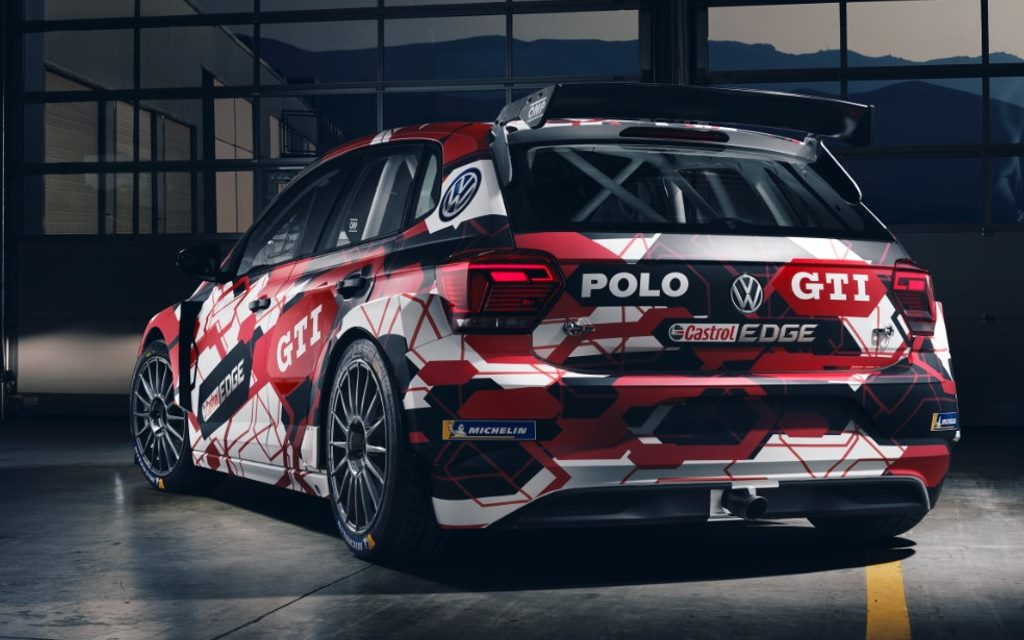 VW Polo GTI R5: Con colores definitivos