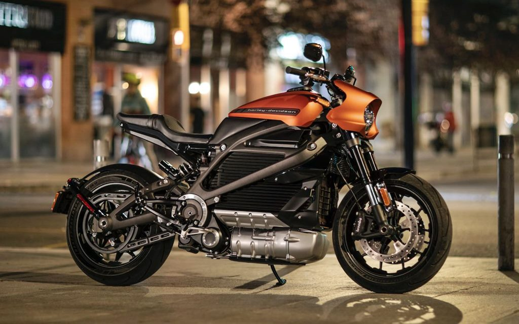Harley-Davidson detuvo la producción de la LiveWire eléctrica