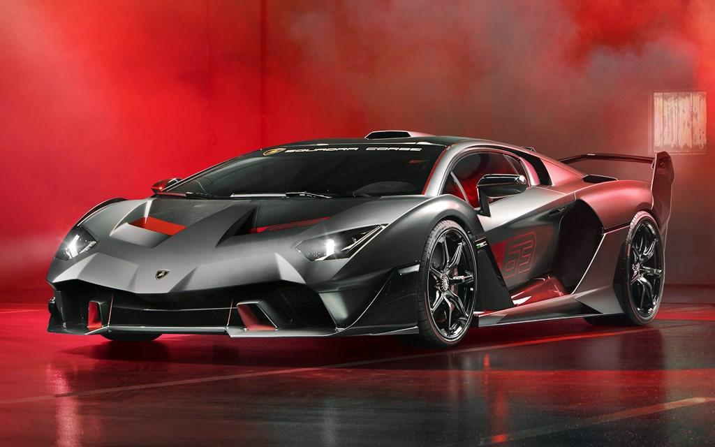 Lamborghini SC18: Para lucir en la carretera y disfrutar en la pista