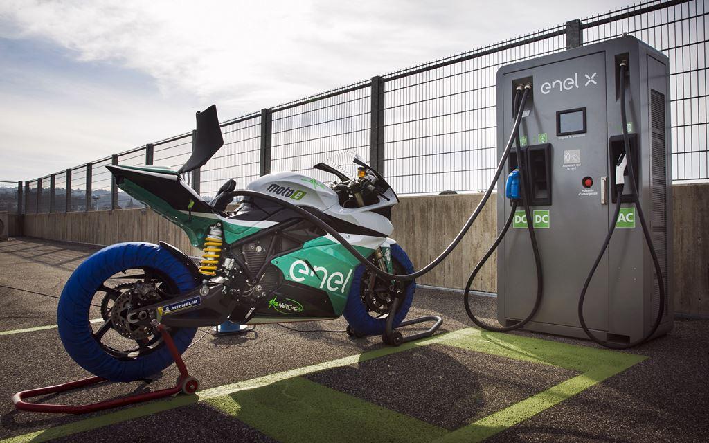 MotoE: ¿Cómo será la Copa del Mundo FIM para motos eléctricas?