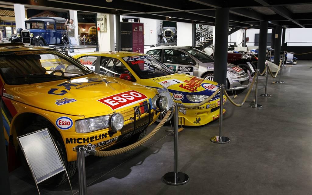 La aventura Peugeot: El famoso museo del León