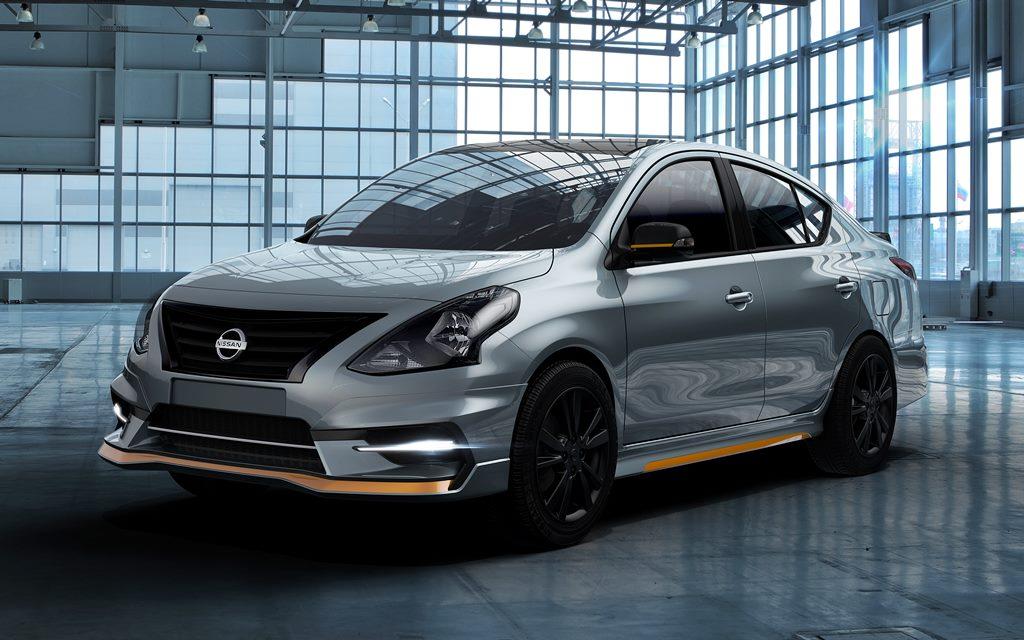 El Nissan Versa se vuelve deportivo