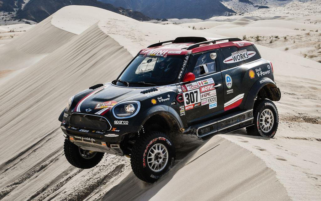 ¿Qué argentinos correrán el Dakar 2019?