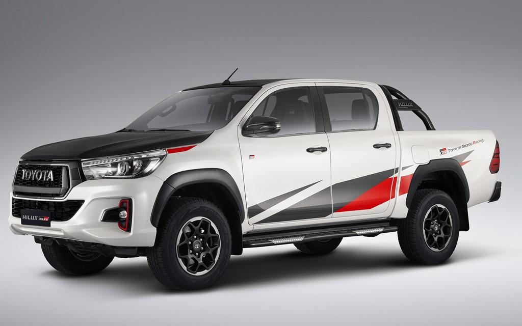 Toyota Hilux GR Sport: Para un manejo extremo