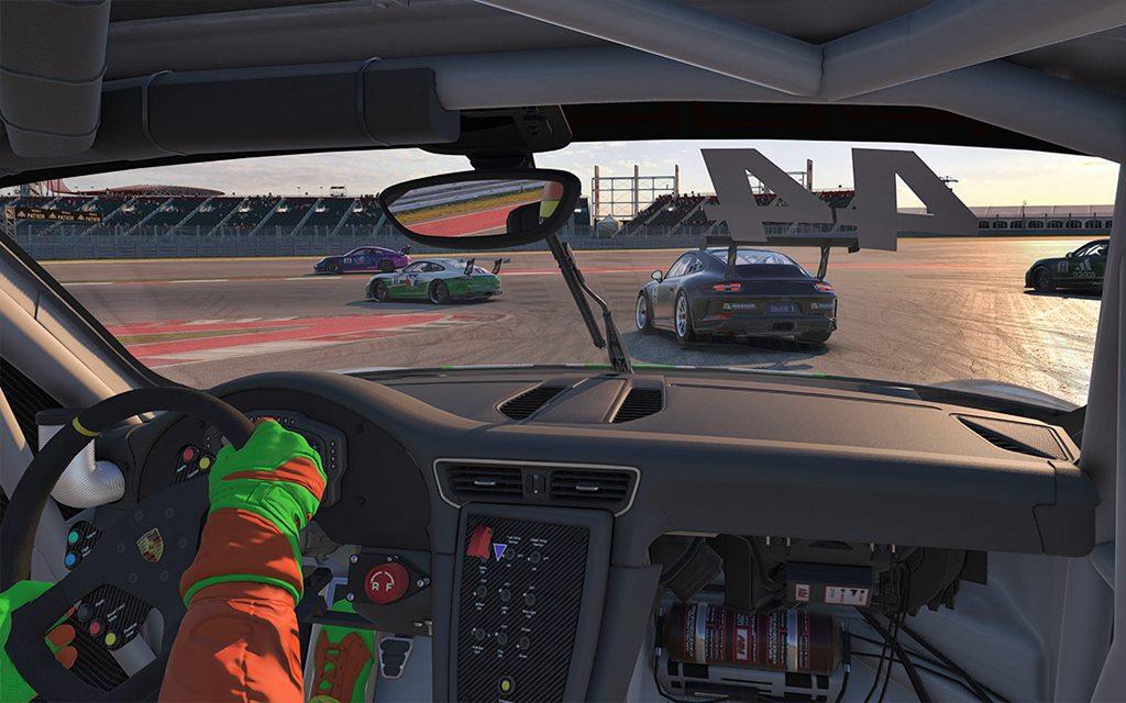 Porsche lanzará un Campeonato Mundial de eSport