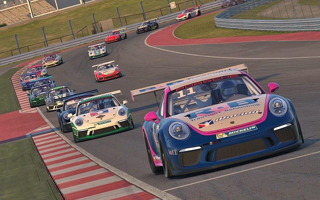 Porsche lanzará Campeonato Mundial de eSport