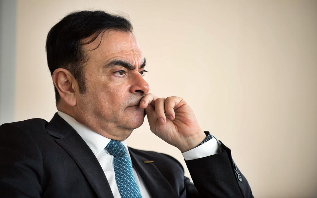 Carlos Ghosn sería puesto en libertad