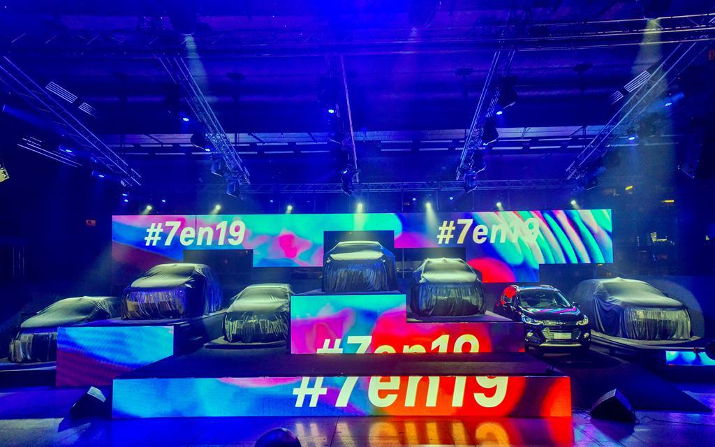 Chevrolet lanzará siete nuevos modelos en 2019