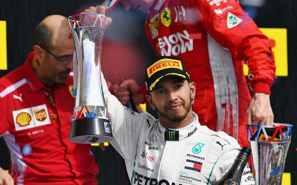 Para Di Montezemolo, Ferrari hubiese sido campeón de F.1 con Hamilton como piloto