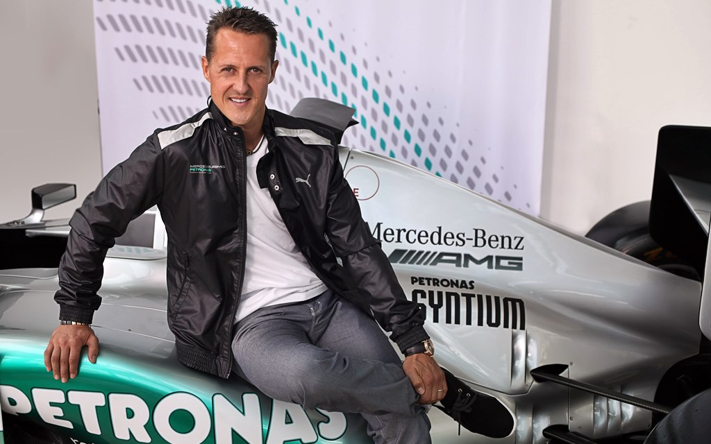 Michael Schumacher: Intentan vender fotos de su estado actual