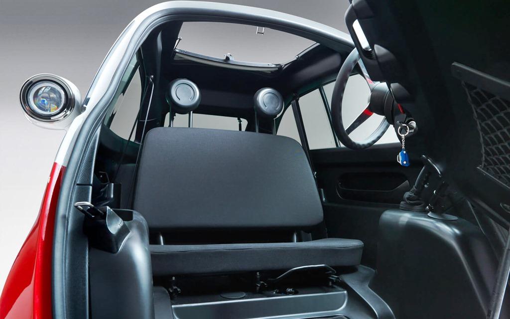 Microlino, el Isetta eléctrico