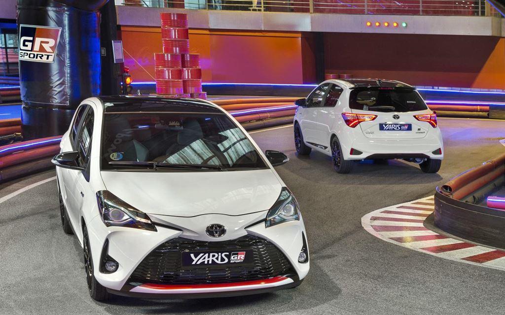 Toyota Yaris GR-SPORT: La unión entre el WEC y el WRC