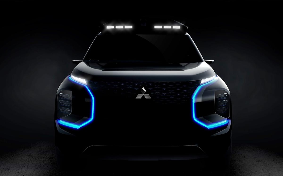 Mitsubishi Engelberg Tourer: El SUV que creará su propio nicho