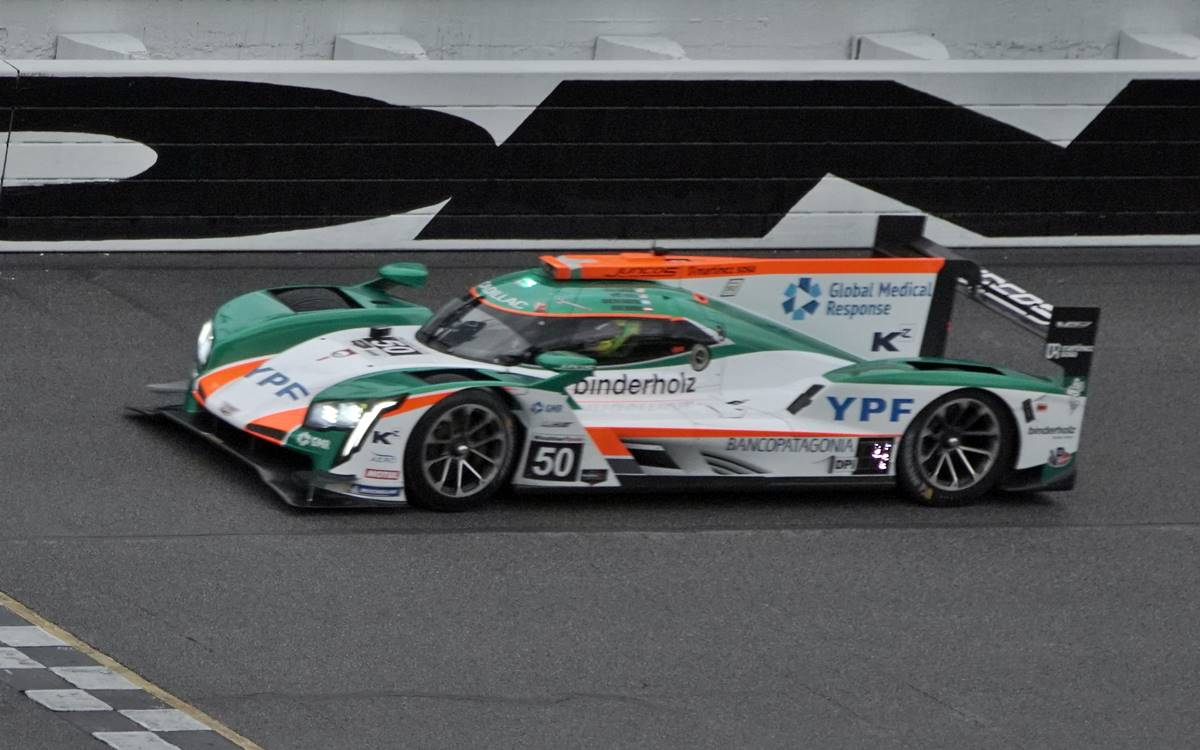 24 Horas de Daytona: Misión cumplida para Agustín Canapino y el Juncos Racing