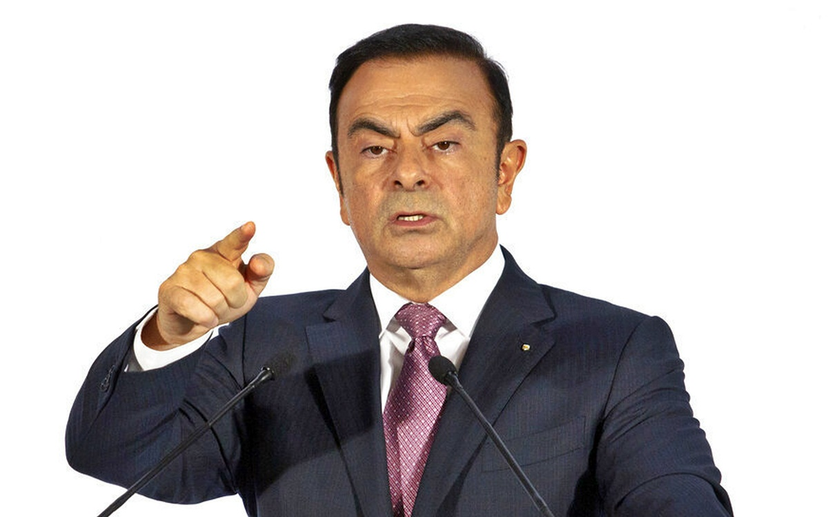 """Carlos Ghosn: """"Querían deshacerse de mí"""""""