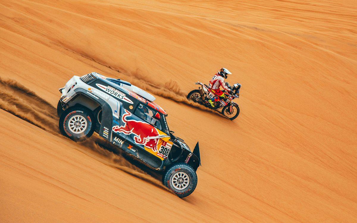 El Dakar 2020 se realizaría en Arabia Saudita