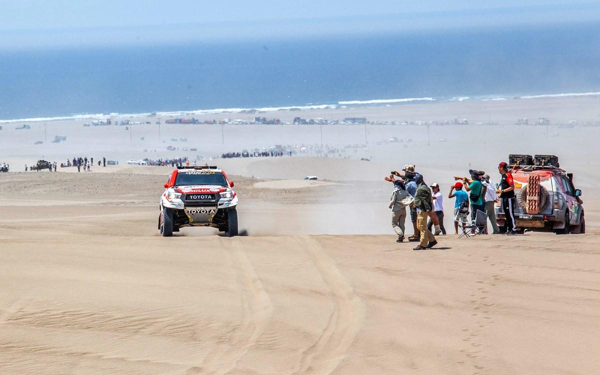 Dakar 2020: Sudamérica sigue en carrera...
