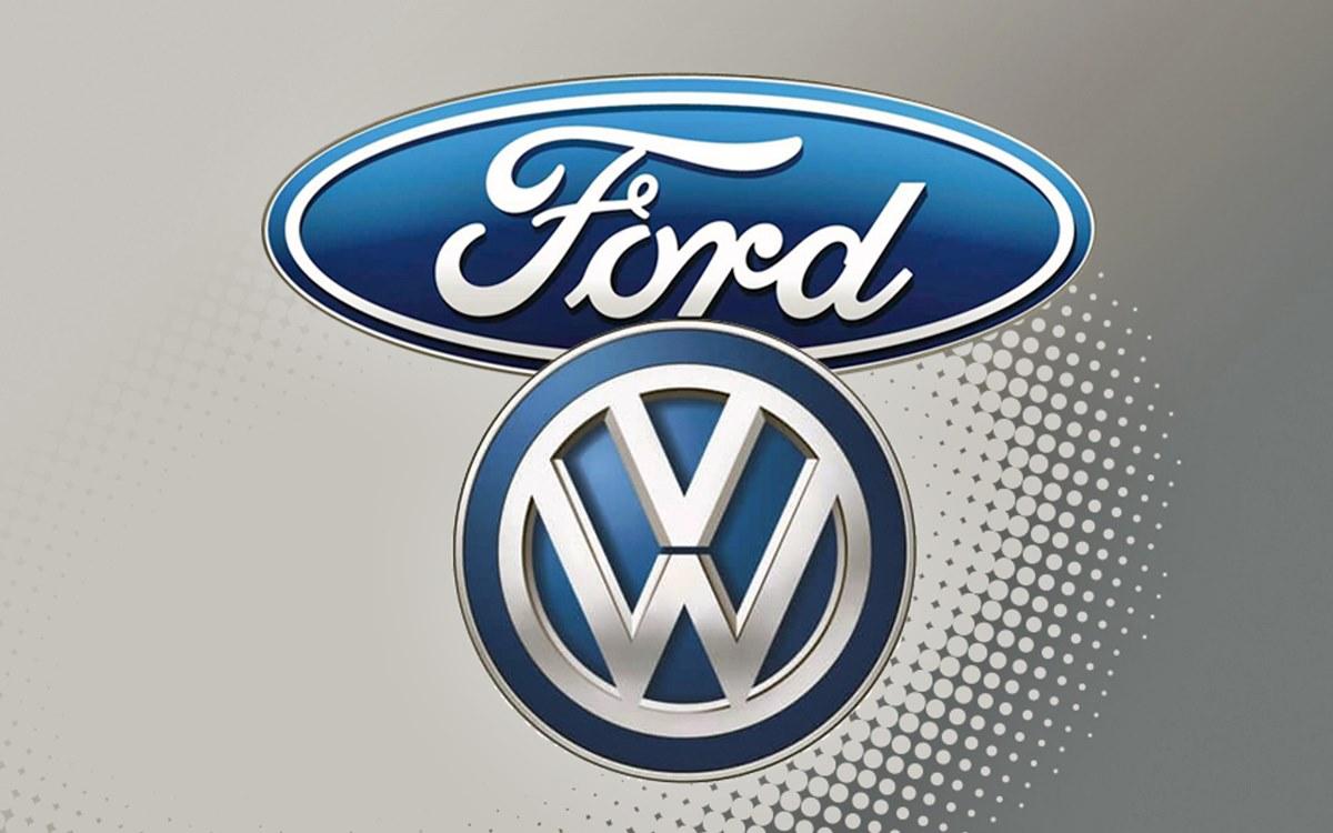 Importante alianza entre Volkswagen y Ford