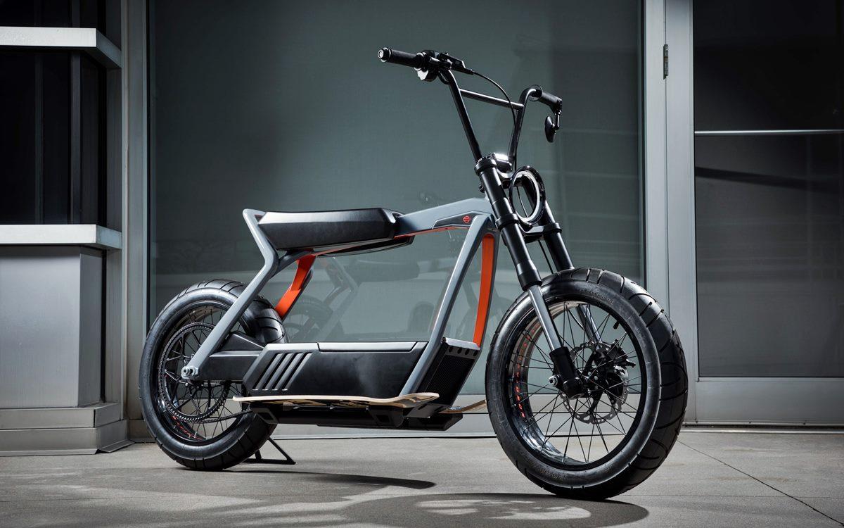 Un vistazo al futuro de Harley-Davidson