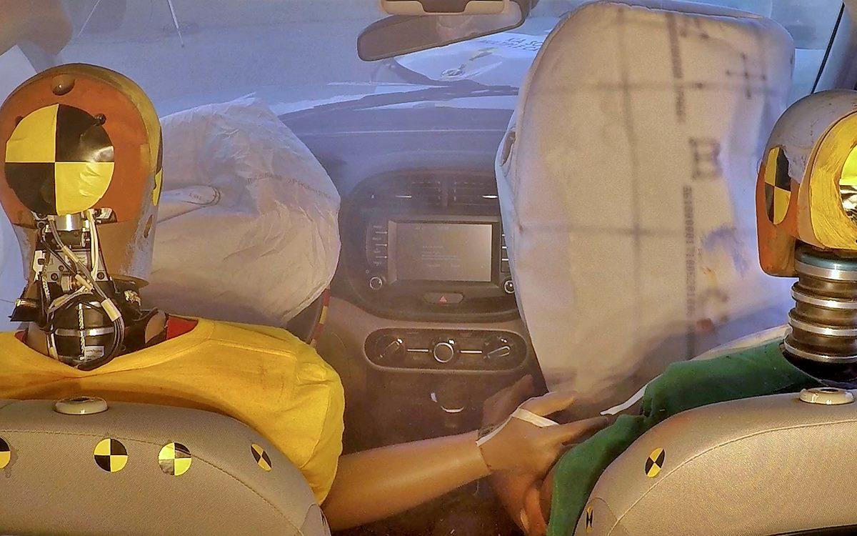 Hyundai desarrolló nueva tecnología de airbag para colisiones múltiples