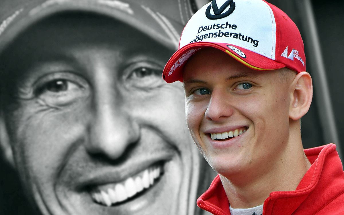 """Mick Schumacher: """"La comparación con papá no me pesa"""""""