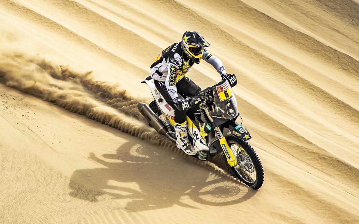 Motos: Pablo Quintanilla vuelve al primer lugar
