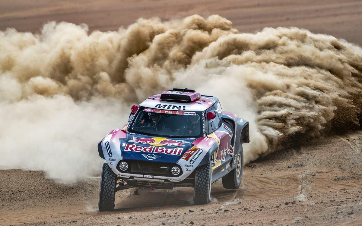 Dakar 2020: ¿Chile-Argentina-Paraguay?