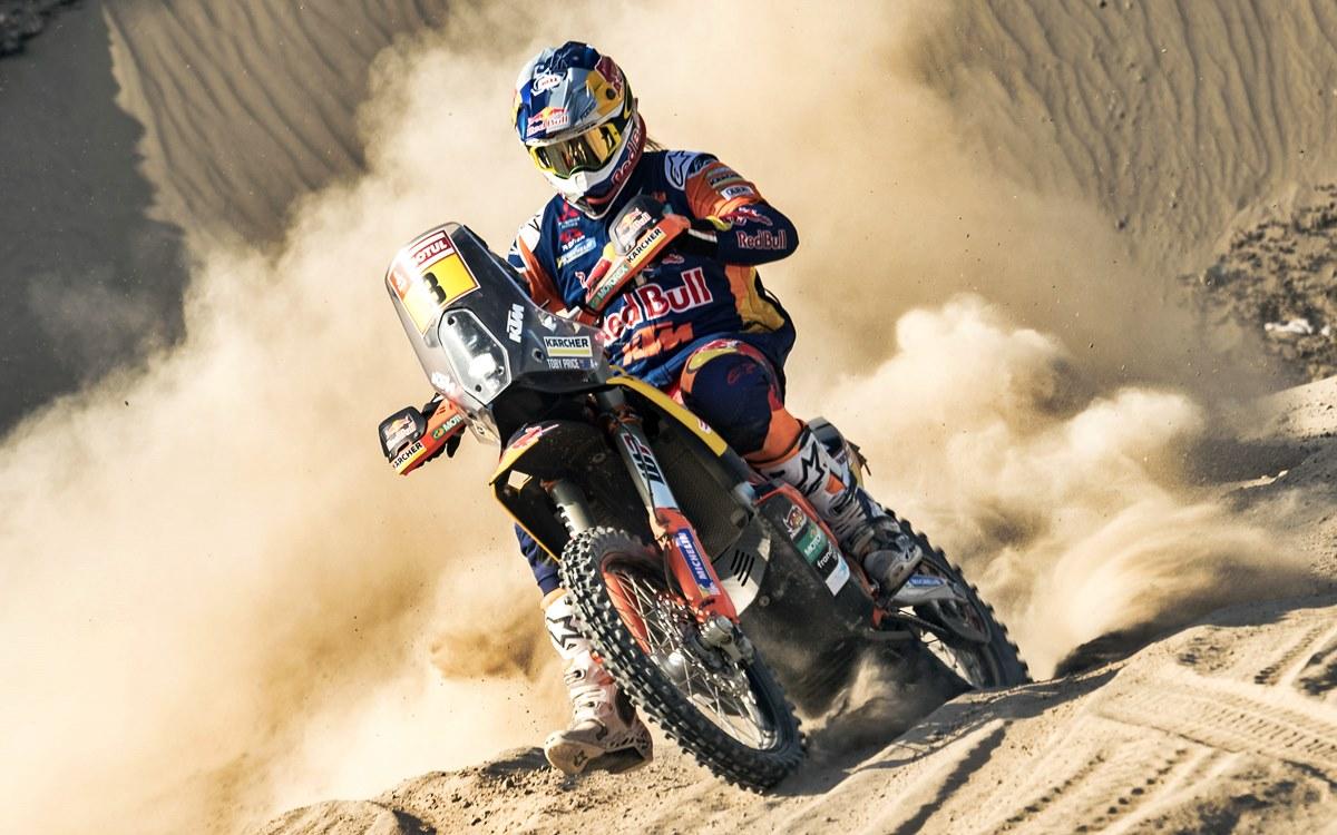 El Dakar será parte del Mundial de Cross Country de la FIM